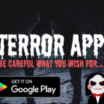 Primer flyer de TerrorApp