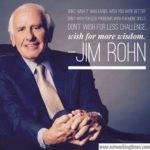 Jim Rohn: aprender de lo negativo de la vida