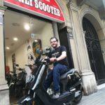 Scooter eléctrico NIU