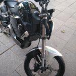 Probando la moto eléctrica SOCO TS1200R