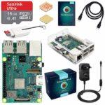 El kit Raspberry Pi 3 B+ más barato